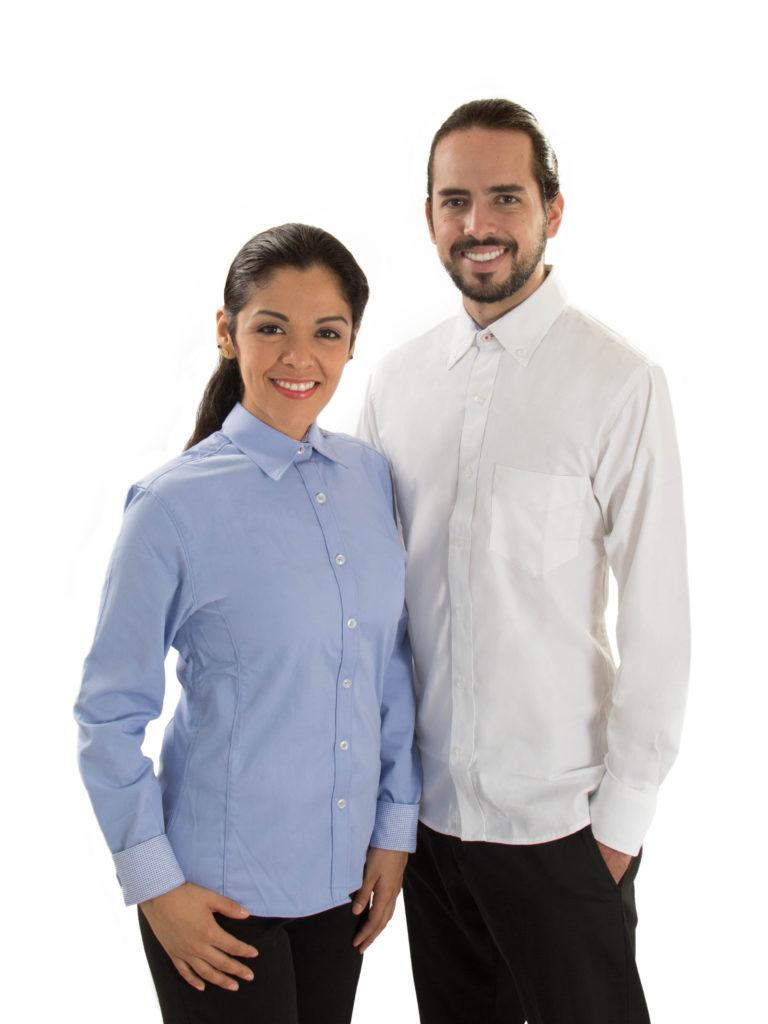 Uniformes Empresariales para Damas y caballeros